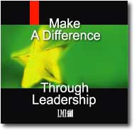 Effective personal Leadership - LMI Lebanon